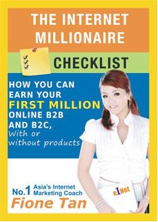 Internet Millionaire Checklist